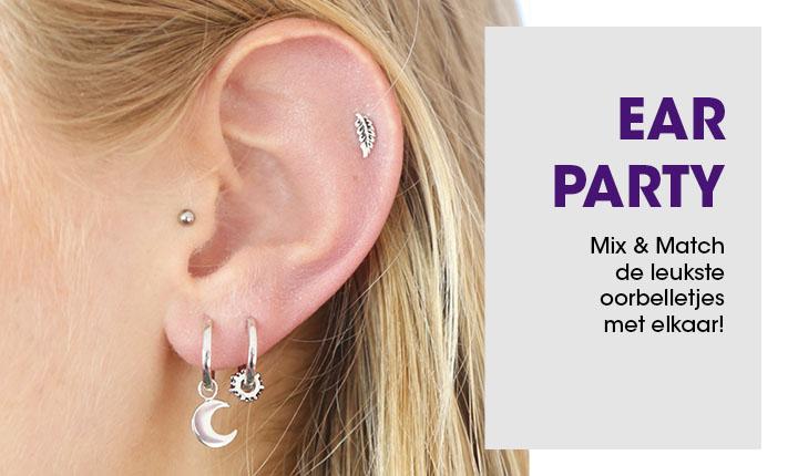 Shop jouw earparty