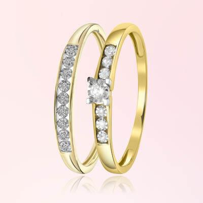 Diamant ringen