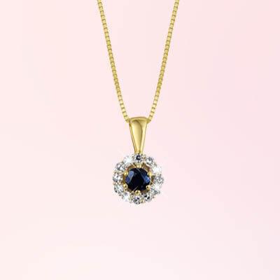 Diamant kettingen