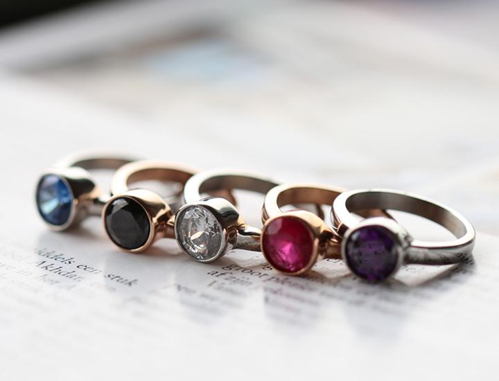 Top How to wear: Sieraden met een gekleurde steen - Lucardi.nl &YP05