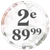 9 K trouwrg rose/wit met diamant Iris Dames H34R