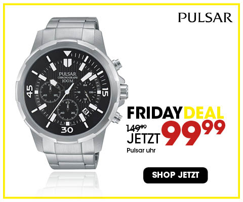 Black Friday aanbieding - Pulsar Herrenuhr 4