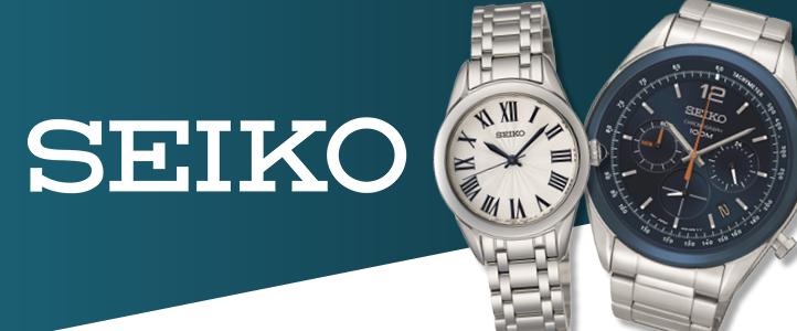 Seiko horloges 1