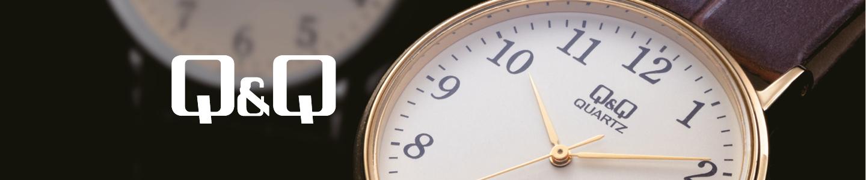 Q&Q horloges 4