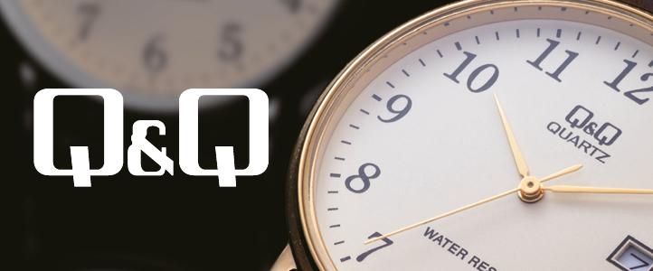 Q&Q horloges 1