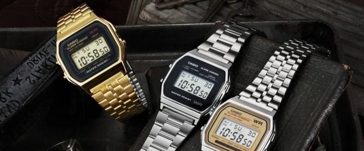 Retro horloges 1