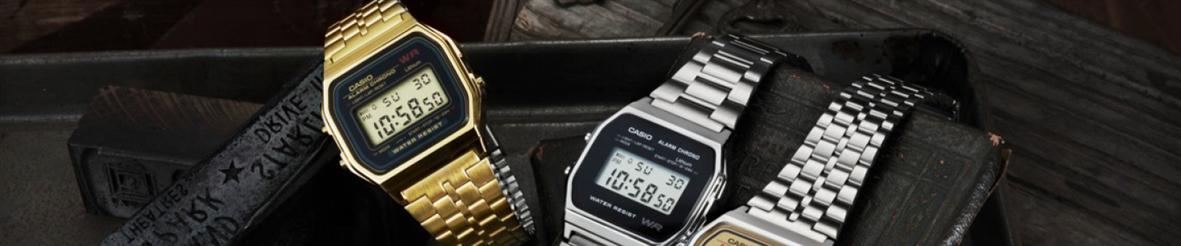 Retro horloges 2