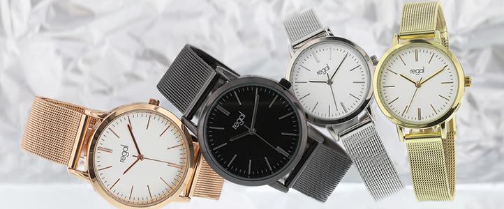 Mesh horloges 1