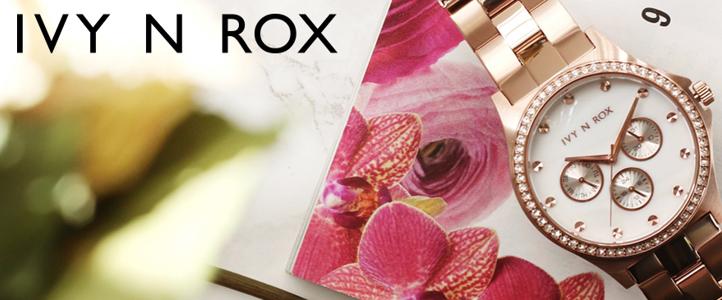 Ivy N Rox horloges 1