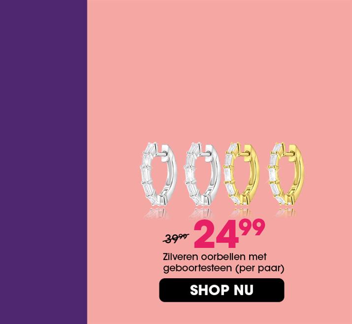 Oorbellen kopen | Groot aanbod goedkope oorbellen | Lucardi